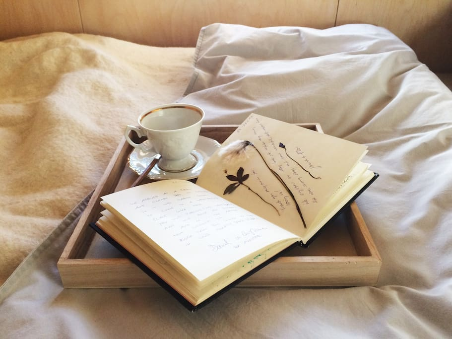 The most beautiful guest book