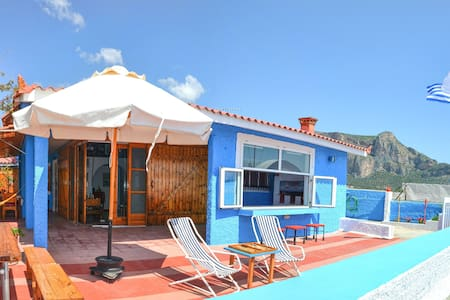 Villa Nanita on the beach, Leonidio - Plaka
