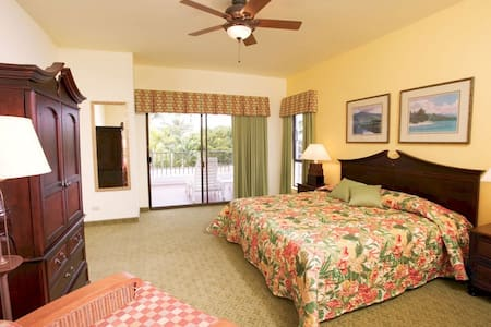 1 br Wyndham Royal Sea Cliff Resort