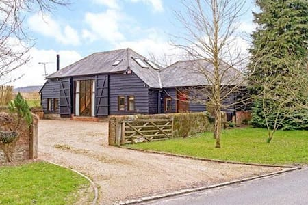 Converted Barn close to Goodwood - Duncton - Dom