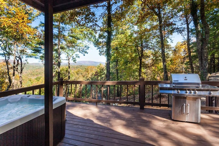 Grand View - Ellijay - Srub