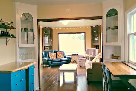 Central Eclectic 4 Bedroom House