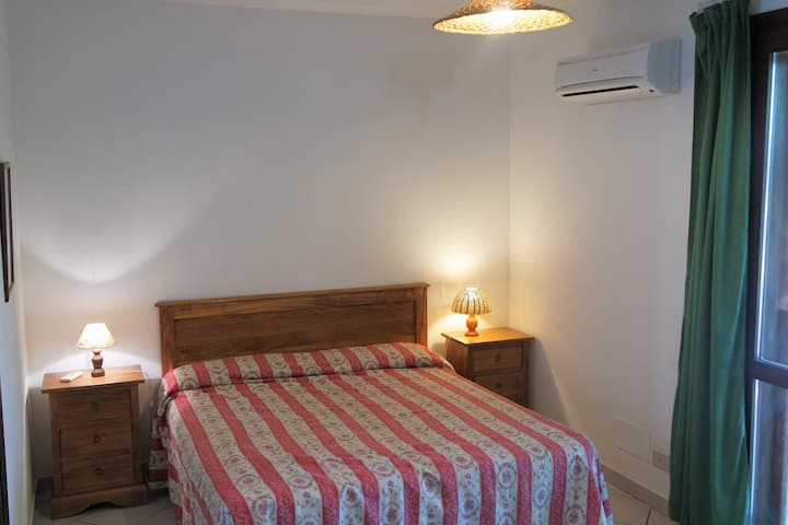 Two rooms in country's relax 10