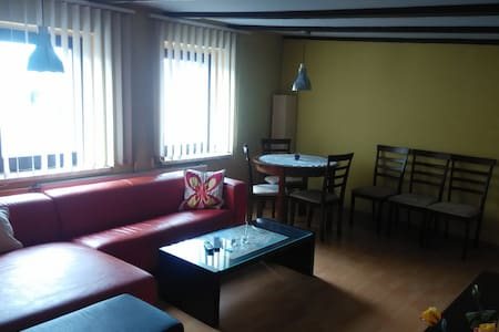 Cosy apartment in city center