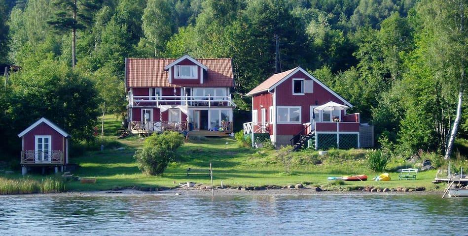 West coast archipelago /Sundsandvik - Uddevalla - Hytte