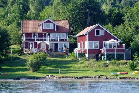 West coast archipelago /Sundsandvik - Uddevalla - Cabaña