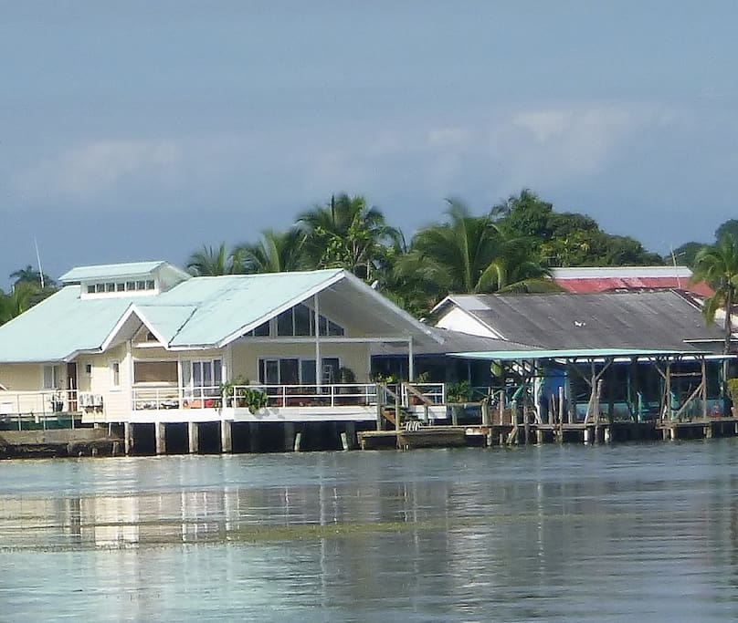 Situated in the heart of Bocas del Toro near shopping, restaurants and nightlife