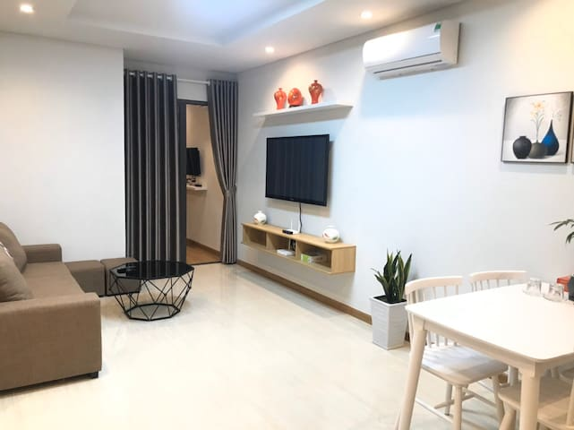 Studio Apt⭐sp tuor halong bay⭐️city view⭐near beach