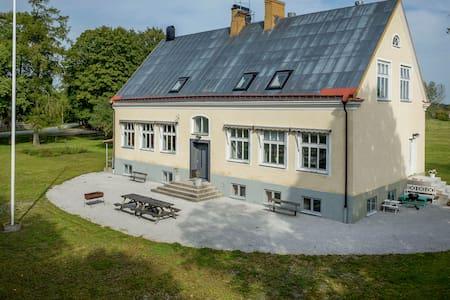 Träkumla skola 2 - Visby - Daire