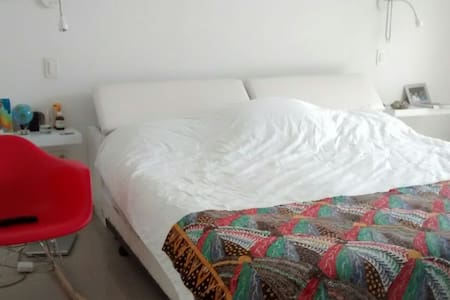 Habitación amplia en casa campestre - Jamundí