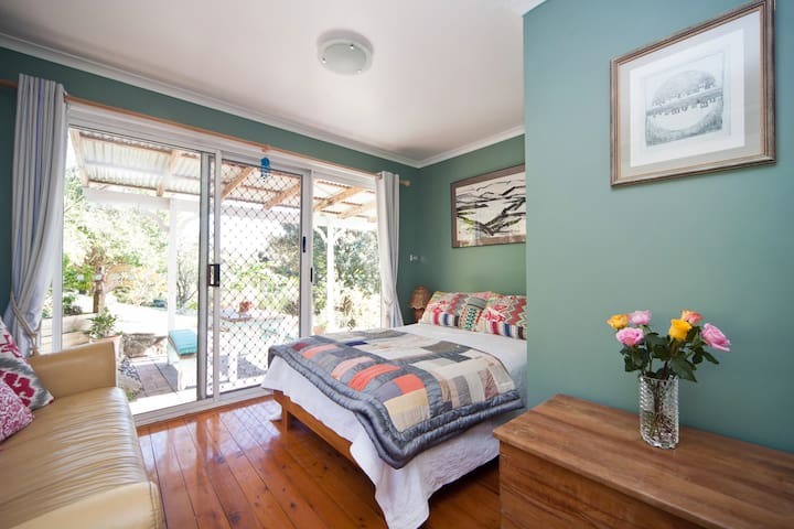 Light filled rooms above the lake - Narrabeen - Casa