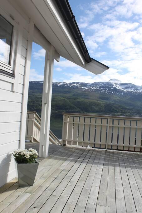 Frokostterrassen - The breakfast terrace