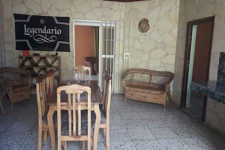 Villa Asunción.