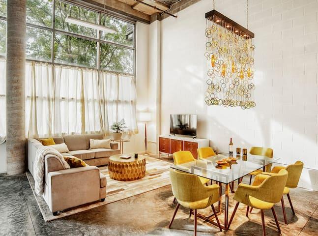 Modern Loft - LA style with ATL hospitality - Atlanta - Loft