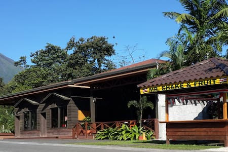 HOTEL ARENAL GREEN: Cozy Bungalow