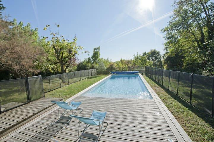 Maison familiale en Gascogne - Nérac