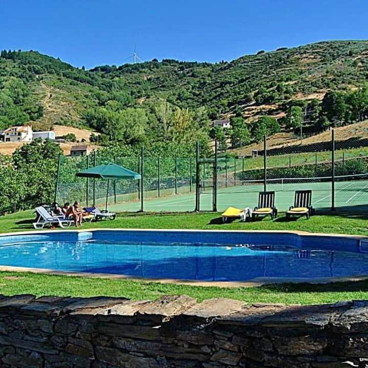 Superbe maison avec piscine & Wifi