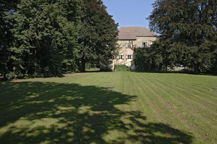 Burg Stavenow, gepflegte Apartments - Karstädt - Zamek