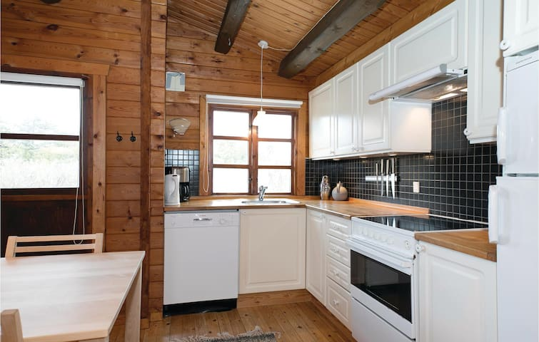 Holiday cottage with 3 bedrooms on 68m² in Pandrup
