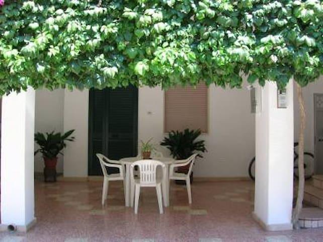 Apartment/flat - close by Gallipoli - Santa Maria al bagno - Huoneisto
