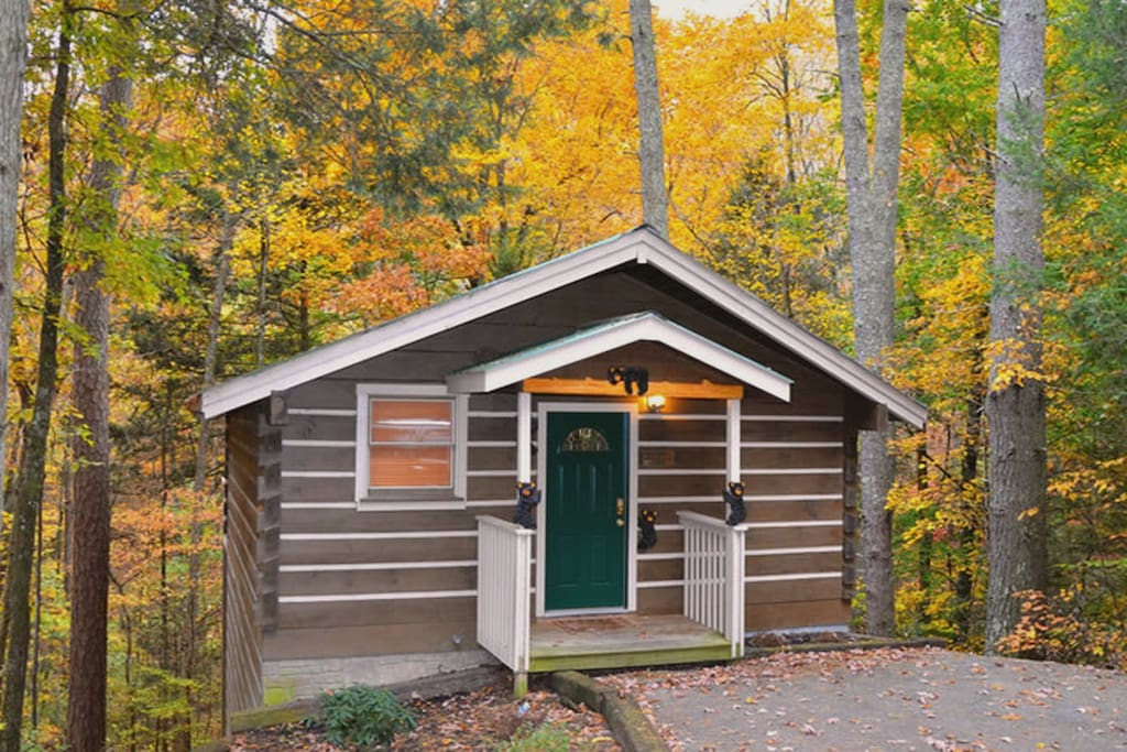 Secluded Romance Houses For Rent In Pigeon Forge