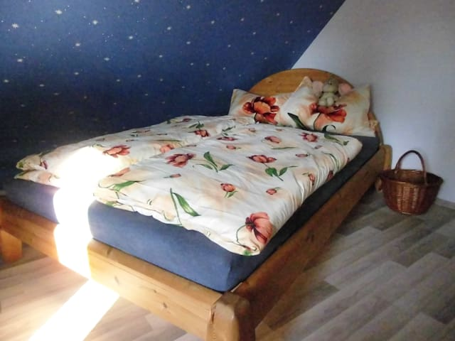 Unter  Sternen  schlafen - Rotenburg (Wümme)