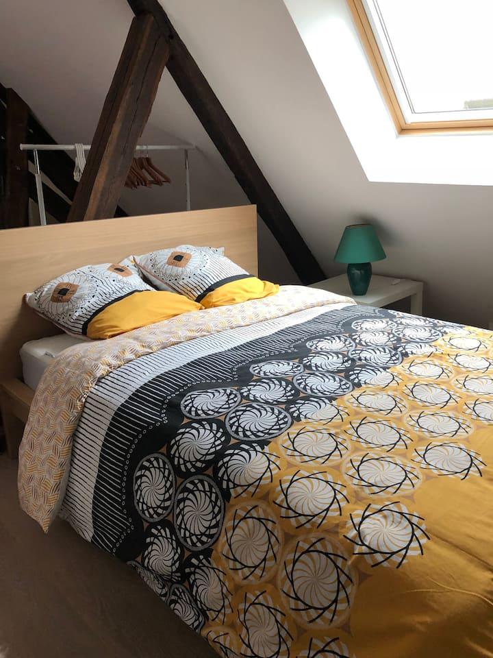 Appartement Duplex meublé Cosne Cours sur Loire