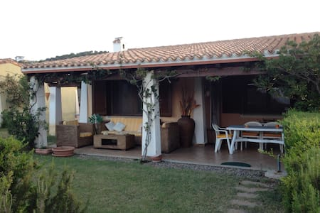 Amazing house by the sea with swimming pool - Tertenia