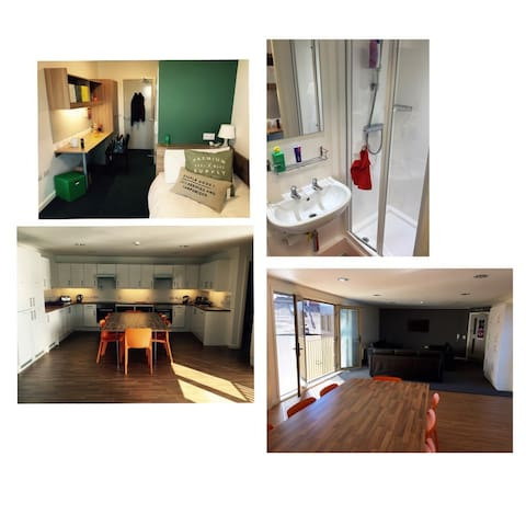 Accommodation in the heart - Lancaster - Apartament