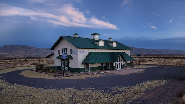 Chiricahua Mountain Lodge #1