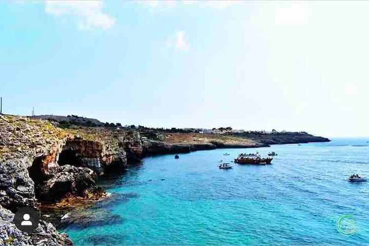 House 150m from the sea in S.M.LEUCA
