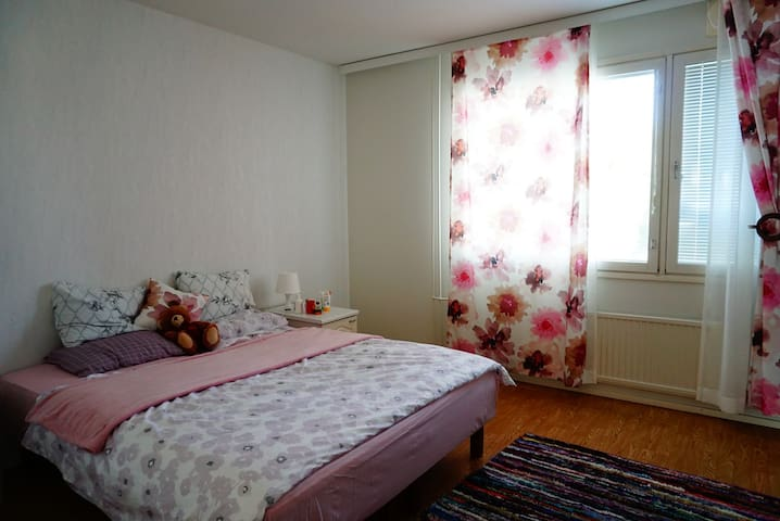 Cosy little apartment in nice neighbourhood - Vaasa - Apartment