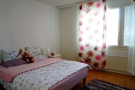 Cosy little apartment in nice neighbourhood - Vaasa