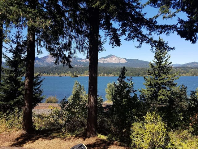 Columbia River View Getaway - Cascade Locks