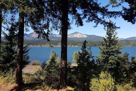 Columbia River View Getaway - Cascade Locks - Дом
