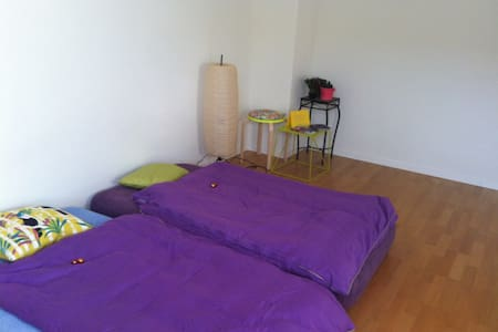 Nice room close to city center of Berne - Bern