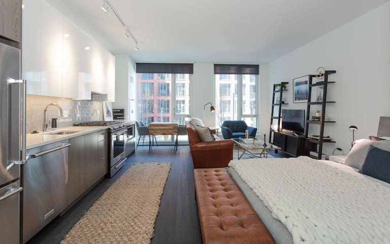 Entire apartment for you | Studio in Chicago