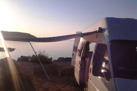 Camper en Ibiza - Ibiza