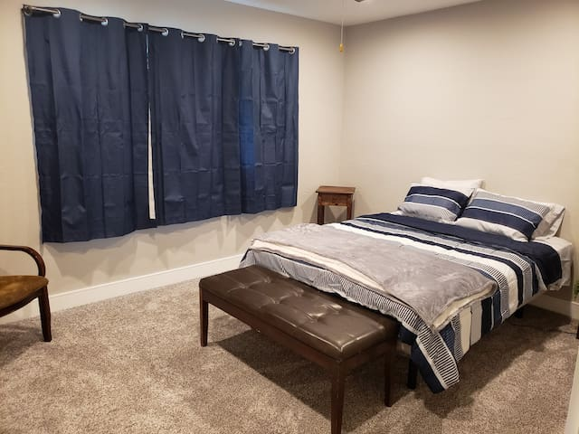 Brand new Private Bedroom with gorgeous Bathroom