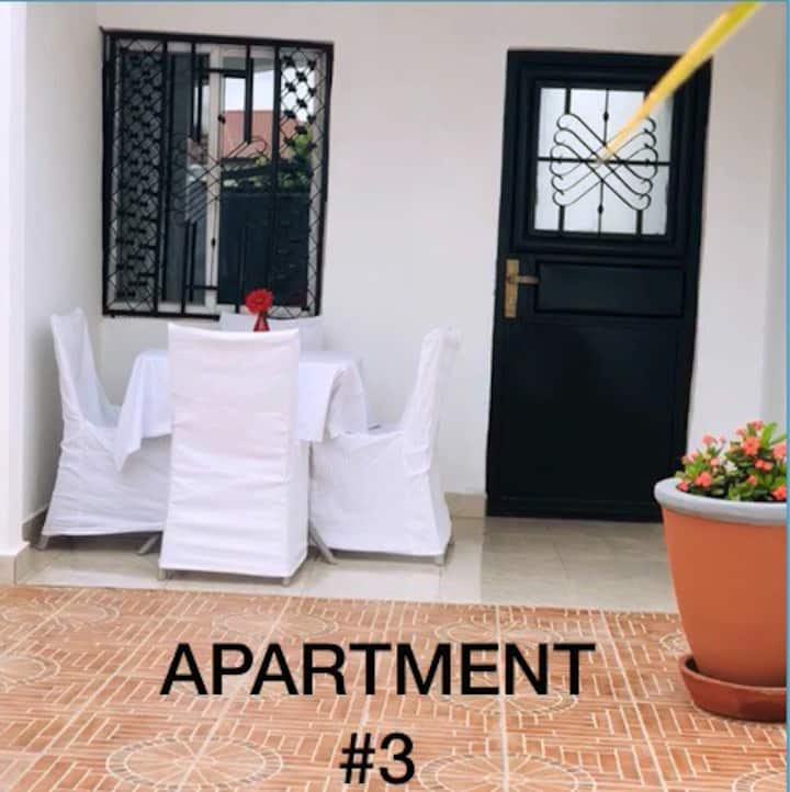 The Courtyard - Apartment 3