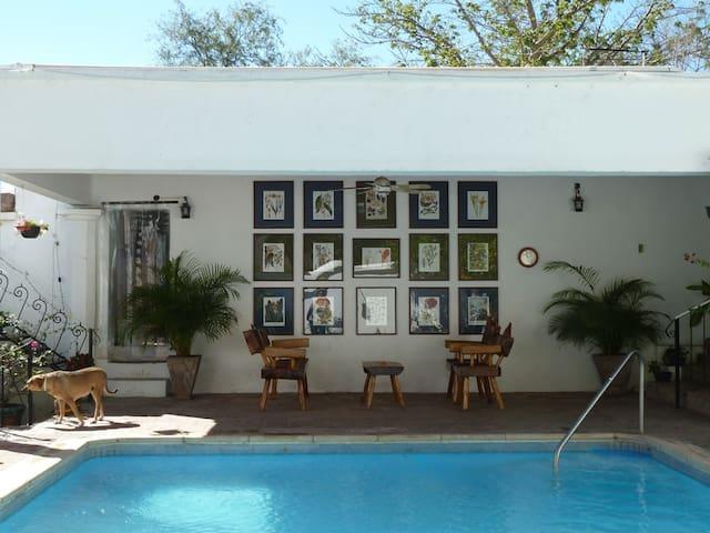 Casa Serena Vista - Upper Casita - Alamos - Bed & Breakfast