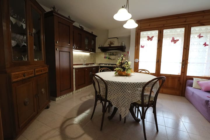 Butterfly House - Casciana Terme - Apartment