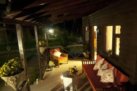 iki yatak odali bungalov - Agva Nehir Perisi Hotel