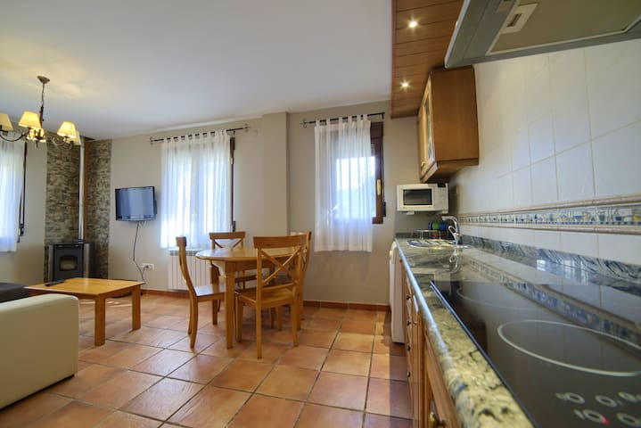 Apartment with one bedroom in Gúdar, with WiFi