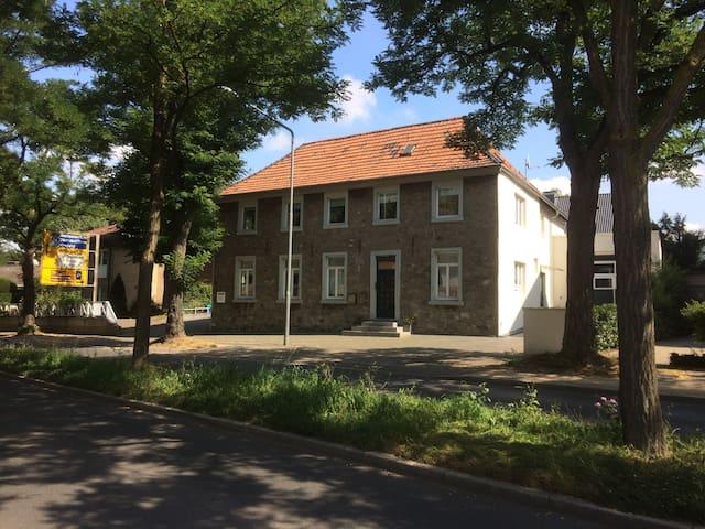 SmartHome Apartment 45m² mit PKW Stellplatz
