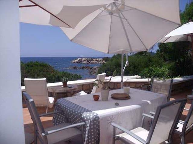 Maison avec grand jardin accès à la mer - Pietrosella - Villa