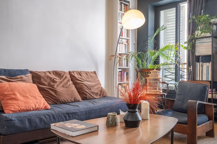 Charming & Typical flat in Paris