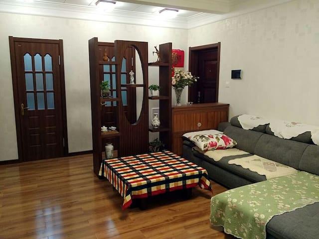 高层公寓一室一厅 干净温馨&FREE WIFI - Dalian
