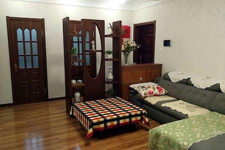 高层公寓一室一厅 干净温馨&FREE WIFI - Dalian - Byt
