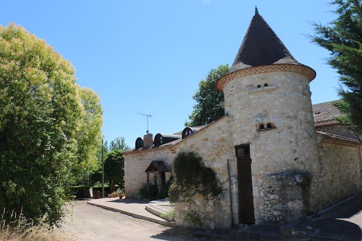 L'Escapade - Chambres D'Hotes - St foy la grande - Casa de huéspedes